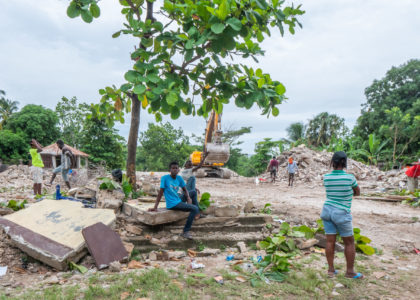 Update Earthquake Relief