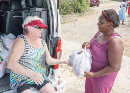 Serving Haitians in the Dominican Republic